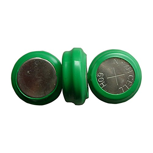 Nimh Cells Nickel Metal - Ne Button Cell 60H Nimh 1.2V Rechargeable Coin Battery