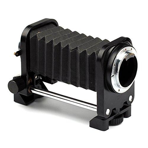 Pixco AF Confirm Macro Fold Lens Bellows Nikon D800 D800E D7000 D4 D3000 D5100 D300S 150213