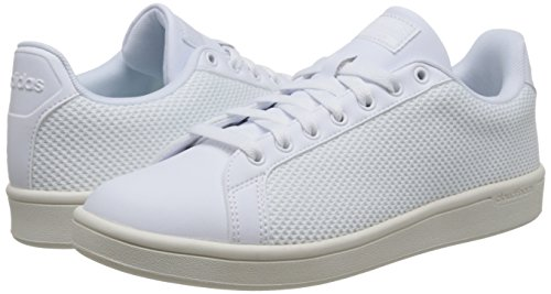 Hommes Blanches Clean Ftwr Craie ftwr Adidas Chaussures Advantage Blanc Blanc Cloudfoam 6qgFwF
