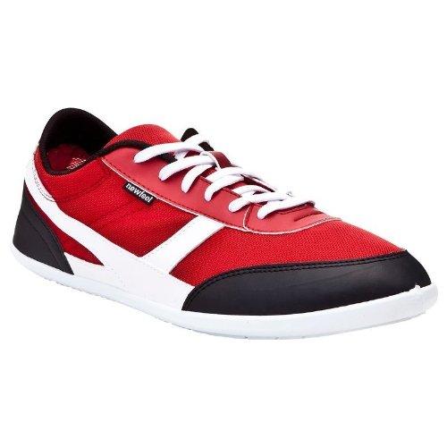 New Feel - Zapatillas para Hombre Red & Black 46 (12.5 ...