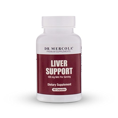 Dr Mercola Liver Support Capsules