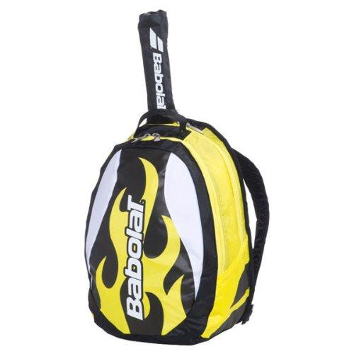 Babolat 753016 - Mochila de tenis para niño (37,5 x 28 x 17 cm, 12 L), color amarillo y negro: Amazon.es: Deportes y aire libre