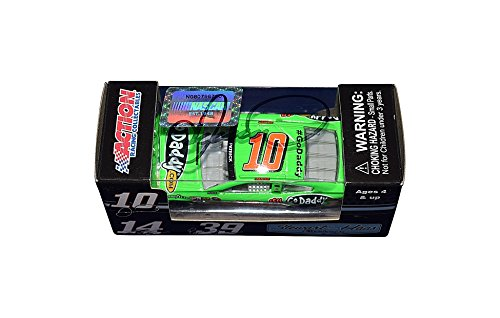 AUTOGRAPHED 2013 Danica Patrick #10 GoDaddy Racing Sprint Cup Series Signed Lionel Collectible 1//64 Scale NASCAR Diecast Car with COA Stewart-Haas Chevy SS Team