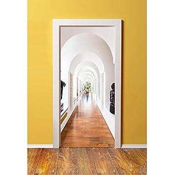 Libby Nice Porte Papier Peint Couloir Couloir Papier Peint Papier