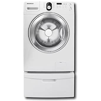 samsung wf218anw 27 frontload washer 40 cu ft capacity neat white