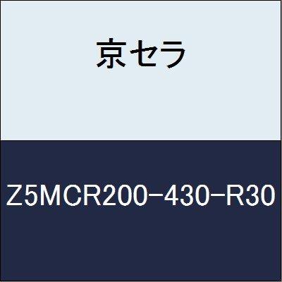 京セラ 切削工具 エンドミル Z5MCR200-430-R30  B079Y23MZW