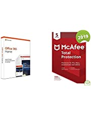 Microsoft Office + McAfee Total Protection Bundle