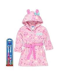 Peppa Pig Girls' Hooded Robe