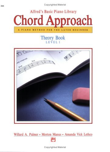 Alfreds Basic Piano Chord Approach Theory 1 Alfreds Basic Piano