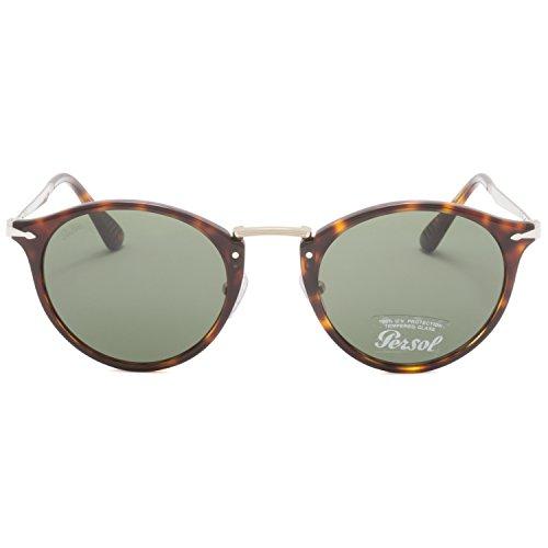 Persol PO3166S Sunglasses 24/31-51 - Havana Frame, - Sunglasses Style Persol
