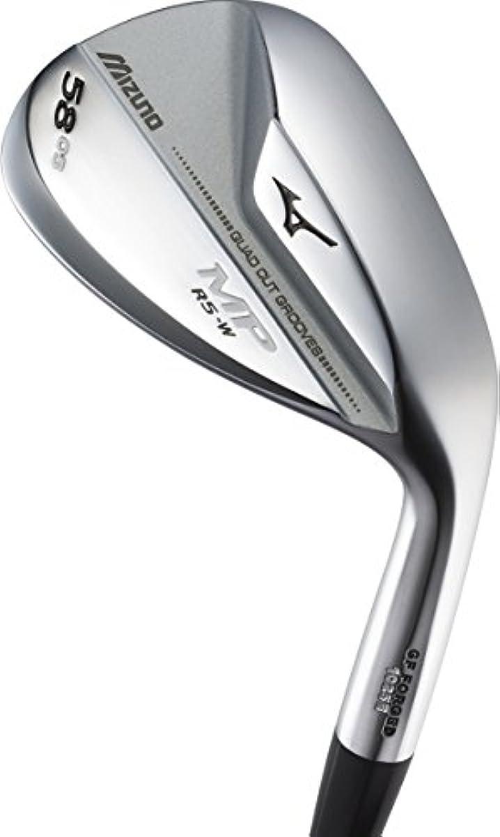 [해외] 미즈노 골프 클럽 MP R5-W 웨지wedge 다이나믹 골드 스틸 샤프트부 MP R5-W WEDGE 5KJSB65490