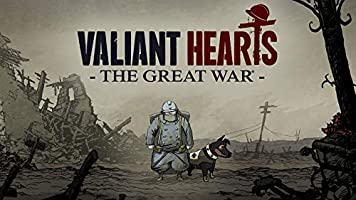 Valiant Hearts: The Great War - Nintendo Switch [Digital Code]