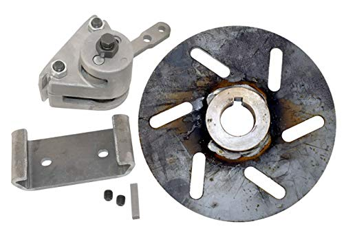 Go-Kart Disc Brake Kit, 9511,9598, TH1000