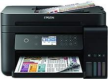 Epson EcoTank ET-3750, Impresora, USB, WIFI, A4, Negro