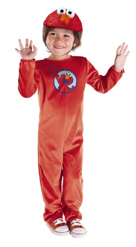 Elmo Kids Costume - Child Small