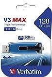 Verbatim 128GB USB 3.0 Store 'n' Go V3 Max Flash