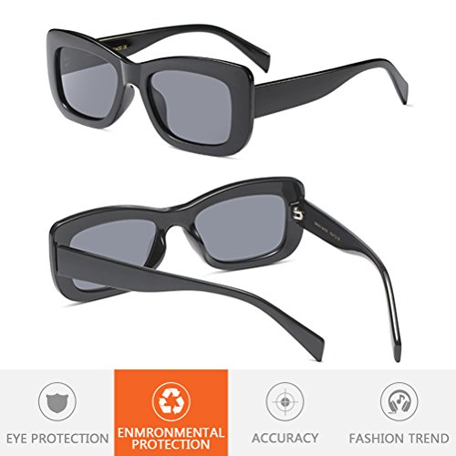 Marco Eyewear de Gafas de Libre Aire Gafas de Pequeño Brown Al Mujer Sol Diseñador Zhhlaixing q1YxvwTpT