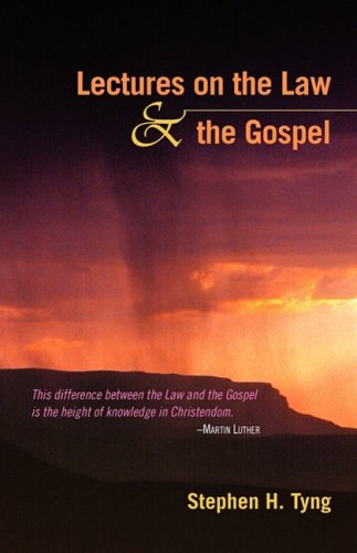 Download Lectures on the Law and the Gospel ebook