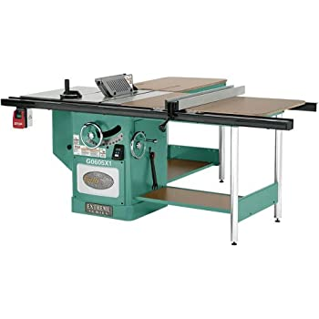 Grizzly G0605x1 Extreme Table Saw 12 Inch Power Table