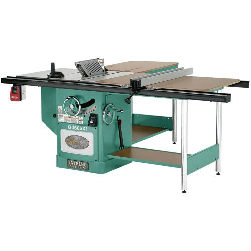 Grizzly G0605X1 Extreme Table Saw, 12-Inch Review