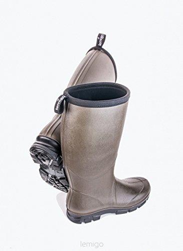 Lemigo Angler 720 Boots, Size 43R by Lemigo