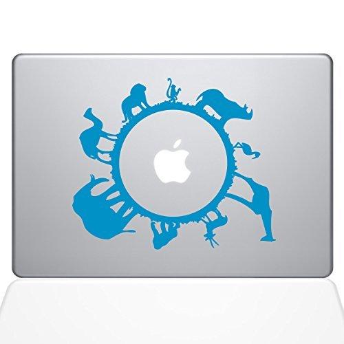 数量は多 The Decal Guru [並行輸入品] 0193-MAC-13X-LB Animal Planet Vinyl Vinyl Sticker Blue 13 Macbook Pro (2016 & newer) Blue [並行輸入品] B0788GH6CQ, オブセマチ:fba7f500 --- a0267596.xsph.ru
