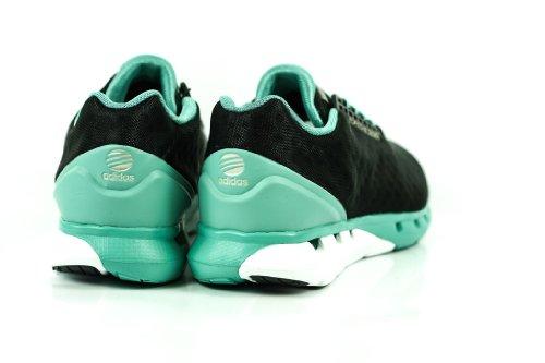 Adidas Porche Luxe Run Dames Sneakers Zwart / Groen / Wit Q22045