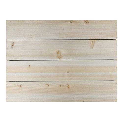 Art Alternatives Creative Surface, Wooden Pallet, Natural Finish, 16x20 inches, 1 inch Depth (AALSWPN1620) [並行輸入品]   B07T9SYJF1