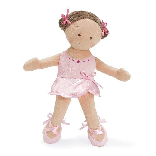 North Bear Doll Infant American (North American Bear Company Little Princess Ballerina Brunette)