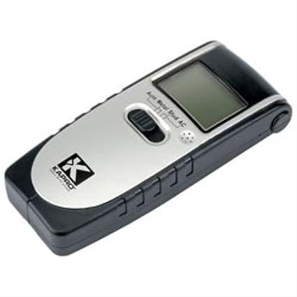 Draper Expert 22230 - Detector de entramado, metal y tensión