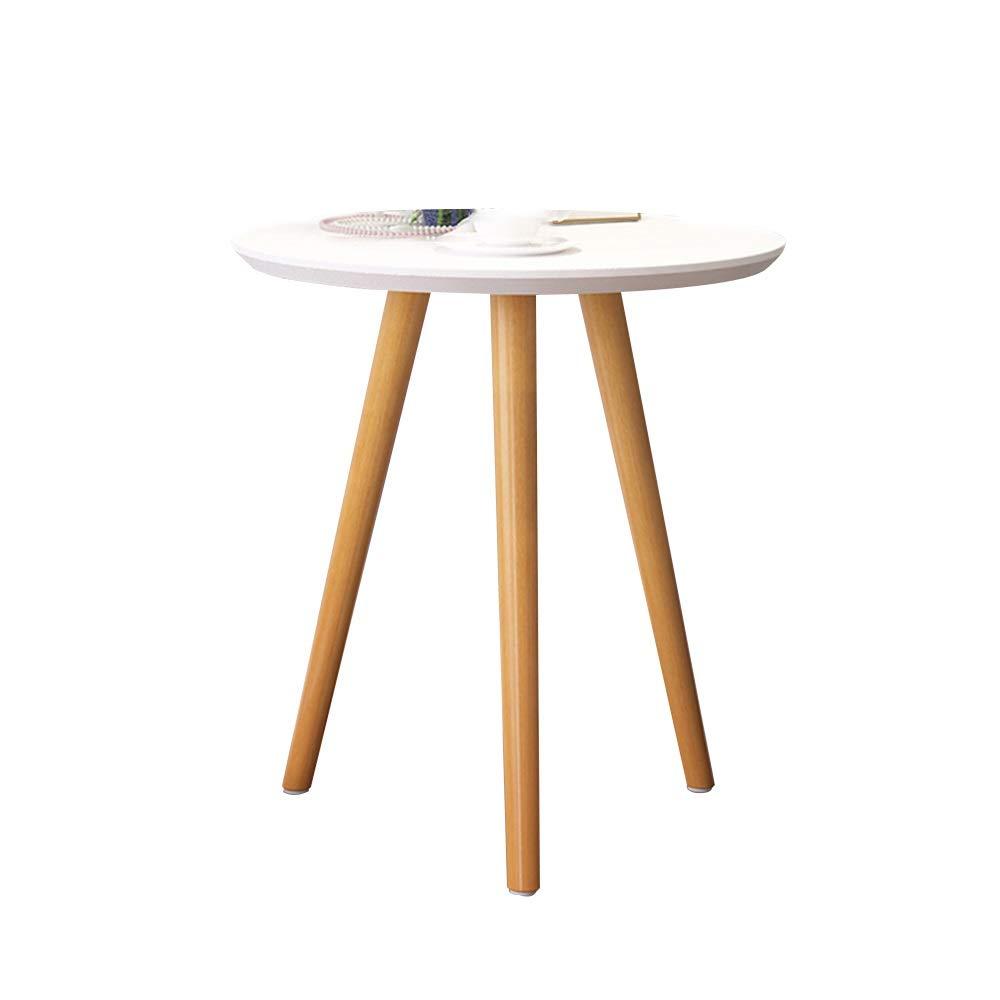 Amazon.com: Bseack - Mesa auxiliar de café pequeña, mesa ...