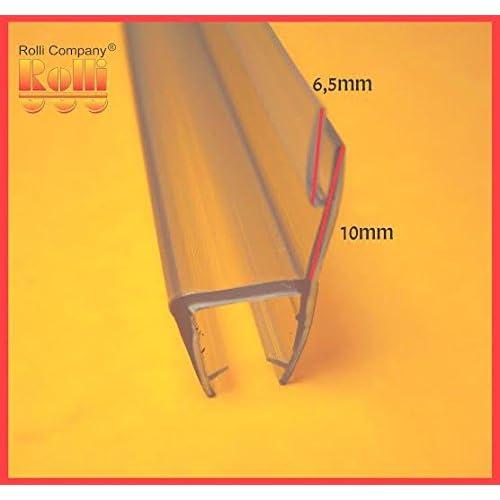 high-quality Joint rigide pour écran de douche Pour panneaux de 4/5/6 mm d'épaisseur PS001 50 cm