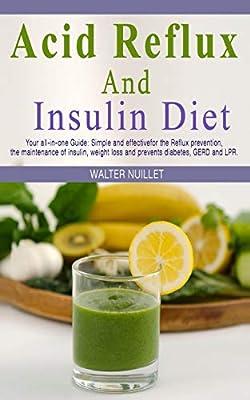 diabetes and gerd diet