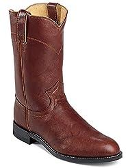 Justin 3163 - Chestnut Deerlite Boot 10 Inch