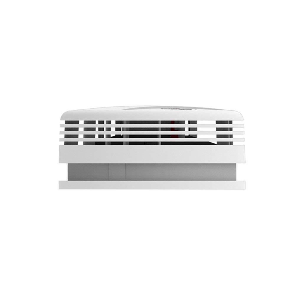 Allarme Fumo Rilevatore Di Fumo Indipendente Rilevatore Monossido Di Carbonio Allarme Antincendio Notifica App Wifi,2 piece