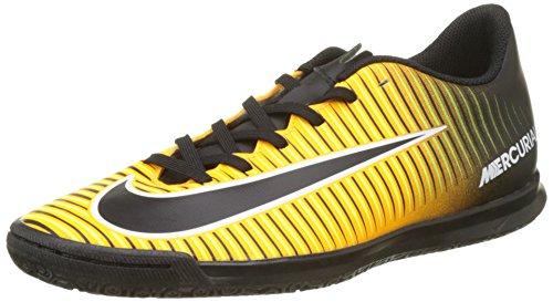 Nike Herren MercurialX Vortex Iii Ic Fußballschuhe Orange (Laser Orange/Black/White/Volt/White)