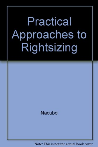 Practical Approaches to Rightsizing