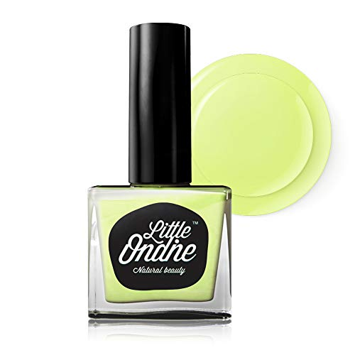 Little Ondine Peel off Fast Dry Zero Smell Non-toxic Natural Nail Polish(L603-Mid Summer)