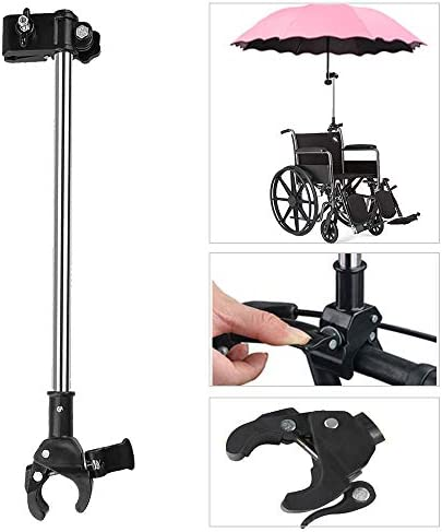 Umbrella Adjustable Wheelchairs Rollator Stroller product image