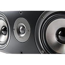 Polk Audio AM1585-A CS1 Series II Center Channel Speaker (Black)