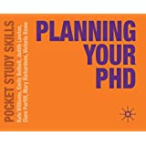Planning Your PhD (Pocket Study Skills)