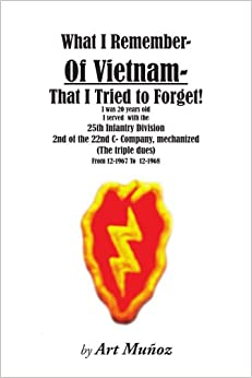 Book What I Remember of Vietnam I Tried To Forget