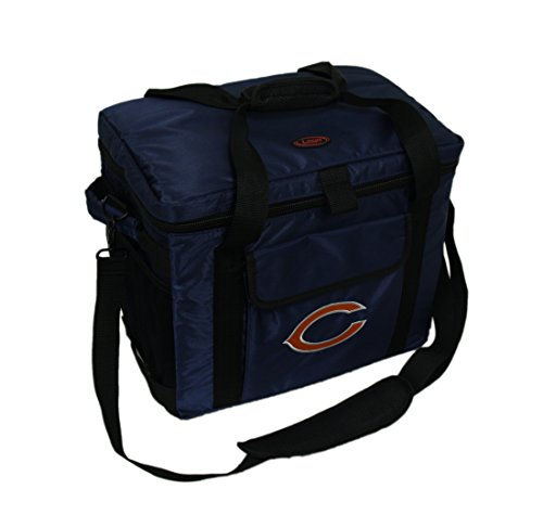 NFL Chicago Bears Glacier Cooler, One Size, Multicolor by Logo Brands