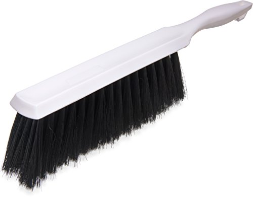 Carlisle 4048100 Flo-Pac Counter/Bench Brushes, Set of 12 (8-Inch, Polyester)