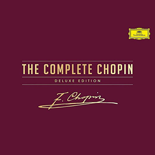 (The Complete Chopin - Deluxe Edition [20 CD/DVD Combo][Deluxe Edition])