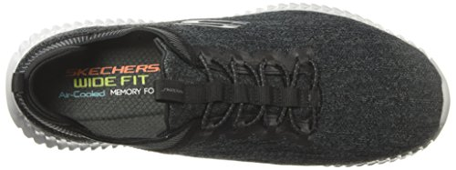 Cordones Skechers hartnell Flex Sin Zapatillas Para Elite Negro gris Hombre ApRqwxpOn1