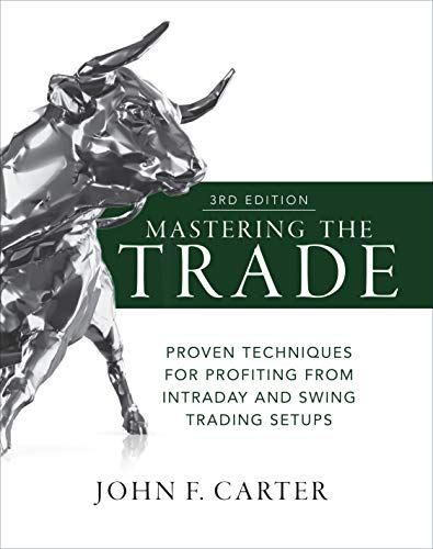 Mastering the Trade, Third Edition: Proven Techniques for Profiting from Intraday and Swing Trading Setups (Best Stock Market Trading Sites)