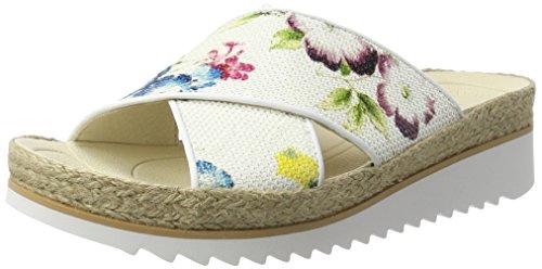 Gabor Shoes Fashion, Mules para Mujer Multicolor (multicolor 45)