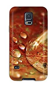 Galaxy S5 Case Bumper Tpu Skin Cover For Animals And Plants Macro Photography S Accessories