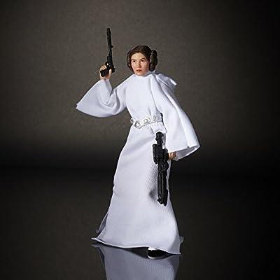 Star Wars The Black Series Princess Leia Organa: Toys & Games
